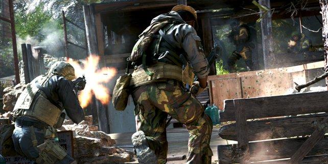 CoD: Modern Warfare - Spieler fordern Änderungen an der Minimap.
