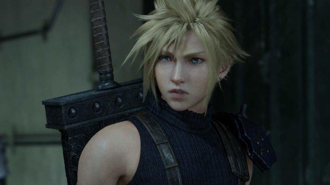 Der Protagonist des Spiels, Cloud Strife, ist ein ehemaliger Elitekämpfer, der sich nun als Söldner verdingt.