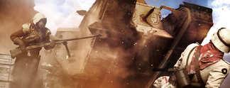 Vorschauen: Battlefield 1: So spielt es sich in der geschlossenen Alpha