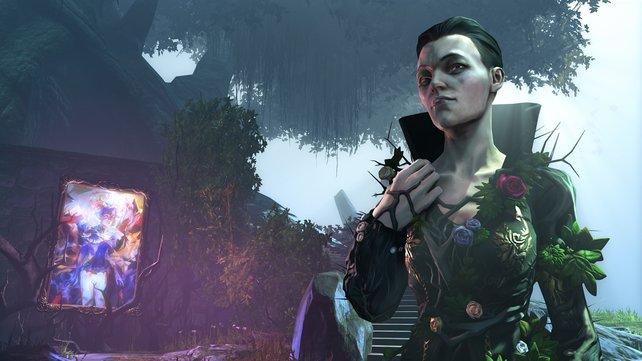 Schön, aber gefährlich: Das ist Delilah, die Hexe von Brigmore.