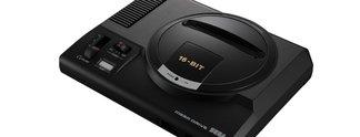 Mega Drive Mini: Retro-Konsole mit 40 Spieleklassikern kommt im September