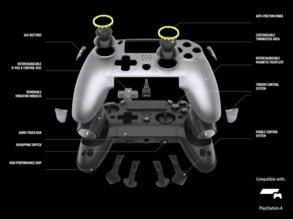 PlayStation 4 bekommt nun einen lizensierten Elite-Controller