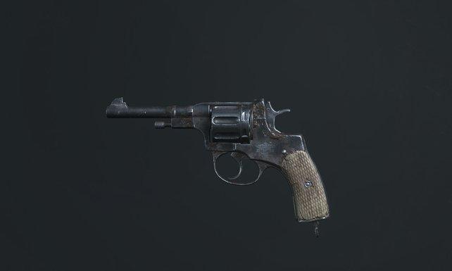 Nagant M1895 Offizier
