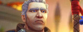 Panorama: World of Warcraft: Owen Wilson erobert als Modifikation das Online-Rollenspiel
