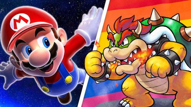 Super Mario 3D All-Stars macht ein jahrelanges Meme kaputt.