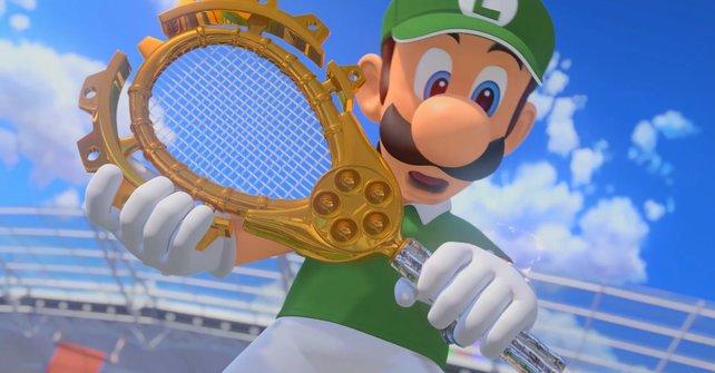 Luigi ist natürlich auch dabei und übernimmt in der der Geschichte sogar einen wichtigen Part.