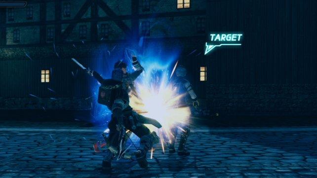 Gegen diesen Gegner könnt ihr stundenlang kämpfen, denn er taucht immer wieder auf nachdem er besiegt wurde.