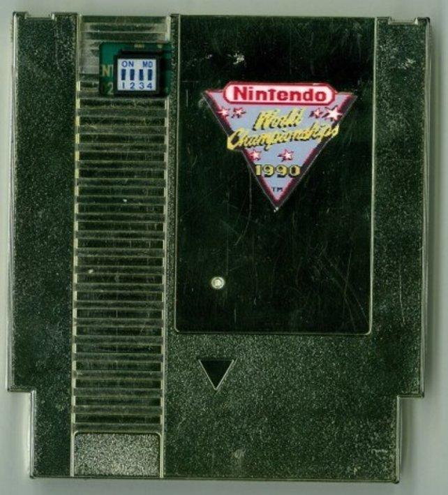 100.000 US-Dollar für ein Videospiel: Der Verkäufer hat sich nach der ebay-Auktion garantiert gefreut.
