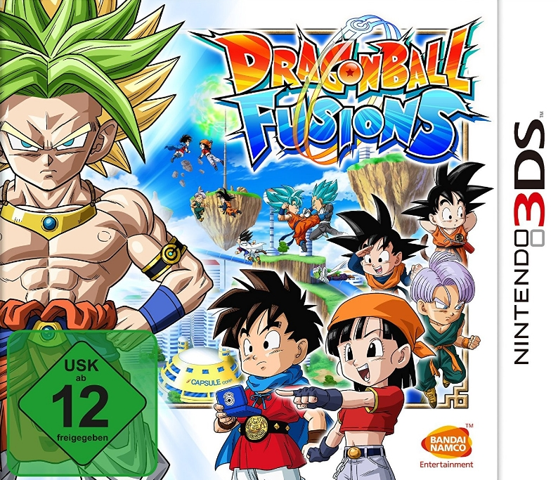Dragon Ball - Fusions