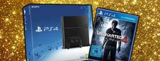 Deals: Schnäppchen des Tages: PS4 mit Uncharted 4 im Angebot