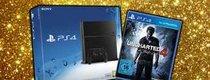Schnäppchen des Tages: PS4 mit Uncharted 4 im Angebot