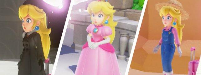 Super Mario Odyssey Peach Alle Fundorte Der Prinzessin Spieletipps