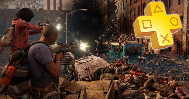Auch der eindrucksvolle Zombie-Shooter World War Z ist gerade deutlich günstiger.