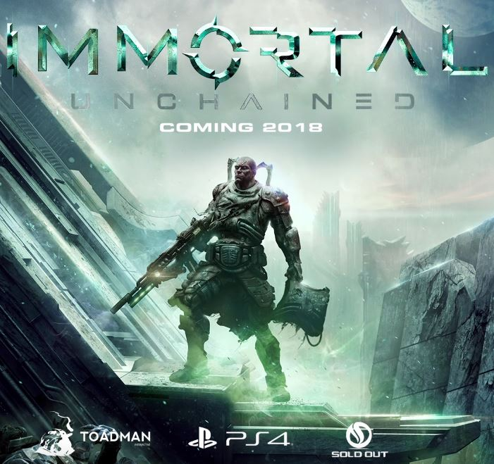 Immortal - Unchained