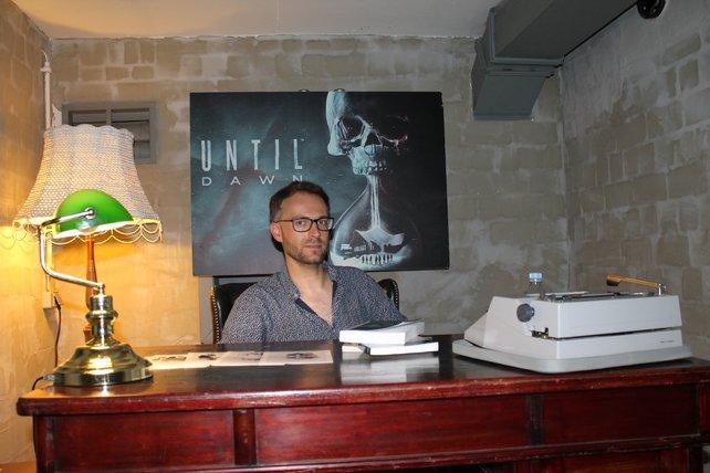 Der Angstexperte Dr. Lars Robert Krautschick.