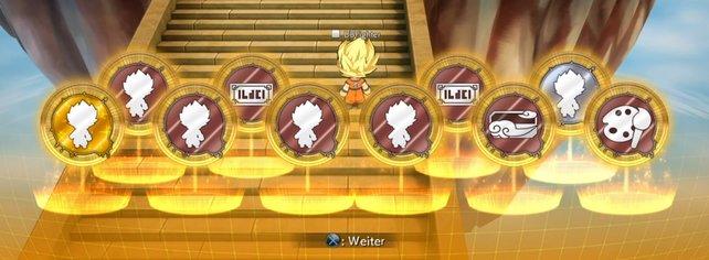 Ihr müsst Zeni farmen, wenn ihr viele solcher Z-Kapseln in Dragon Ball FighterZ öffnen möchtet.