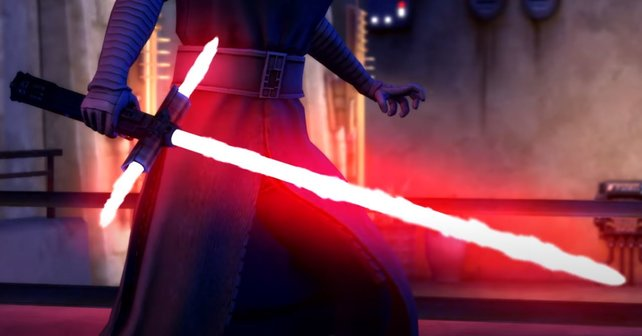 Die Sims 4 lädt euch zur dunklen Seite der Macht ein. Lichtschwert mit inbegriffen.