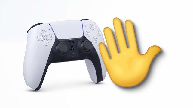 Wie wird der PS5-Controller in euren Händen liegen? Ein aufgetauchtes Bild lässt über die Größe spekulieren.