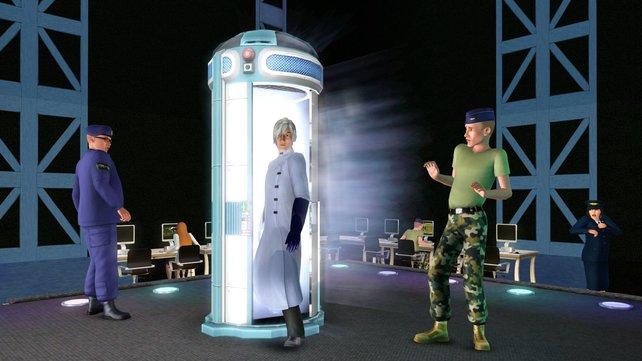 Gelegenheitsspiele machen eure Täume wahr: In Die Sims 3 könnt ihr sogar Wissenschaftler werden.