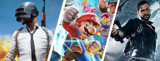 Neuerscheinungen: Diese Spiele könnt ihr ab Kalenderwoche 49 spielen