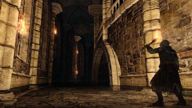 Dark Souls 2 in weniger als einer Stunde? Das geht! Speedrunner Allakazzaror beweist es.