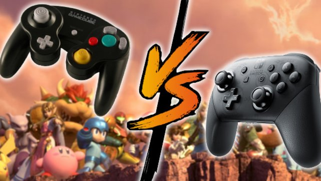 Der beste Controller für Smash Bros.
