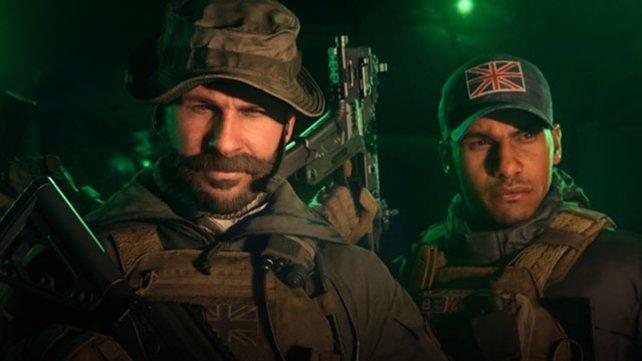 Die Entwickler von CoD: Modern Warfare helfen euch, euren Speicherplatz zurückzubekommen.