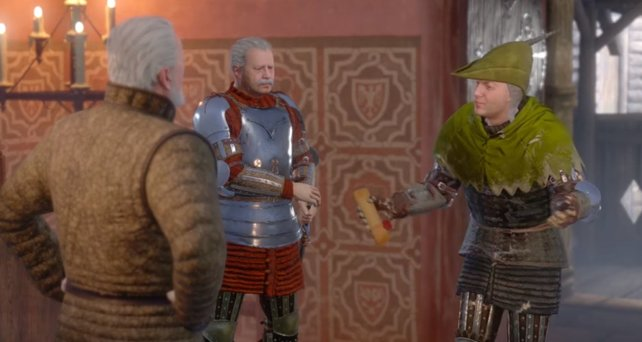 Hanekin Hase geht auf Weiberjagd! Kurz darauf könnt ihr Jägermeister von Talmberg werden.