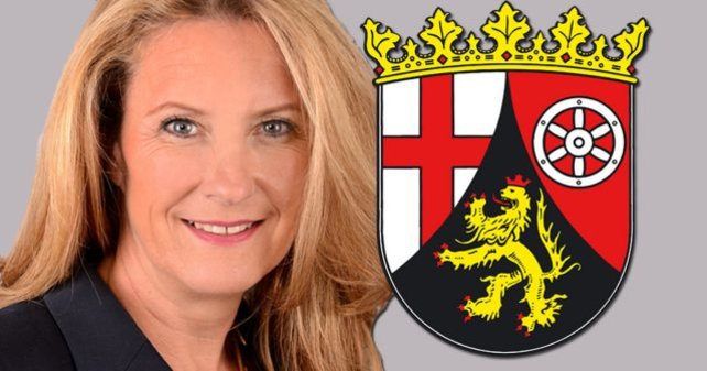 Staatssekretärin Heike Raab. Foto: Staatskanzlei RLP/LV Ferrlein