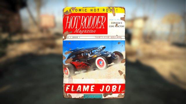 Hot Rodder 3 - für eine flammende Rüstung