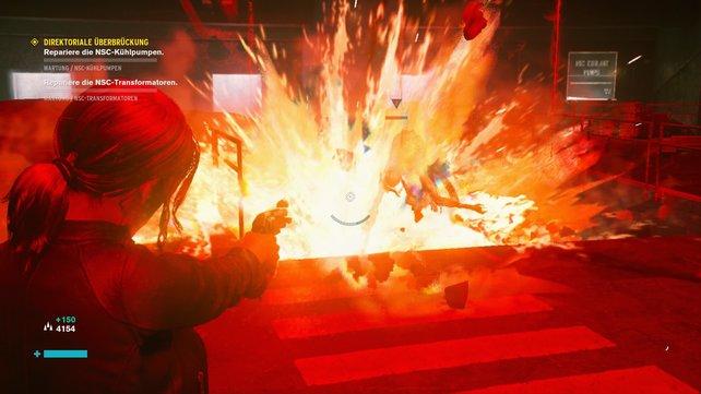 Die Kämpfe sehen fantastisch aus - solange die Framerate mitspielt.