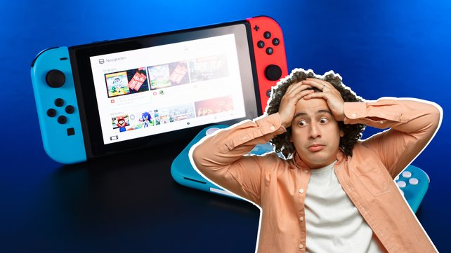 Der Nintendo Switch könnte dasselbe Schicksal wie der PS5 und der Xbox SX bevorstehen. (Bild: Victor Dyomin / Getty Images)