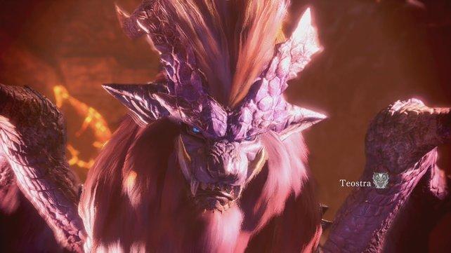 Der gehärtete Teo ist eines der Monster, die einen großen Geistader-Edelstein fallen lassen. Viel Spaß!
