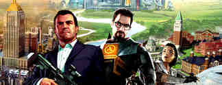Half Life 3, GTA 5, Maxis, PS Plus im März - Der Wochenrückblick