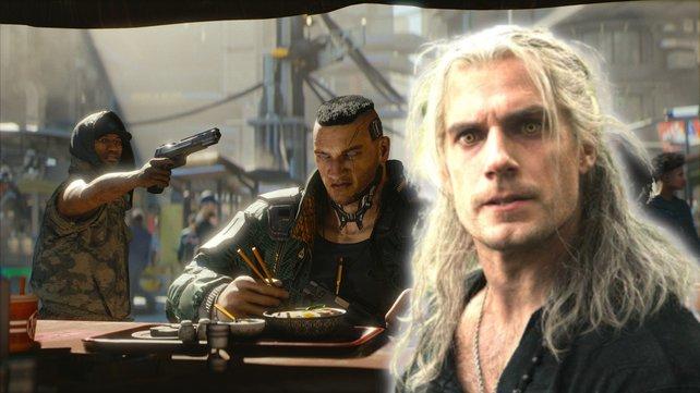 Hauptgeschichte von Cyberpunk 2077 wird kürzer als in The Witcher 3. Bildquelle: Netflix