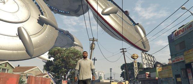 """Modder machen Spielern in GTA 5 gerade das Leben schwer. Das beschränkt sich nicht nur auf GTA Online."""""""