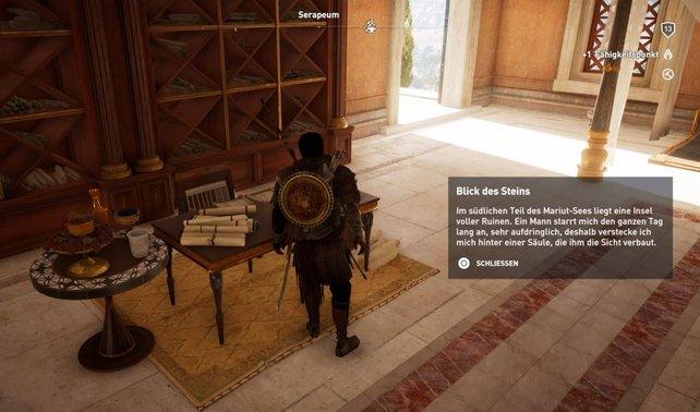 Schluss mir der Verwirrung: Mithilfe unserer Lösungen werdet ihr alle Papyrusrätsel von Assassin's Creed - Origins entziffern können.