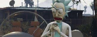 Panorama: GTA 5: Mod bringt Rick and Morty nach Los Santos