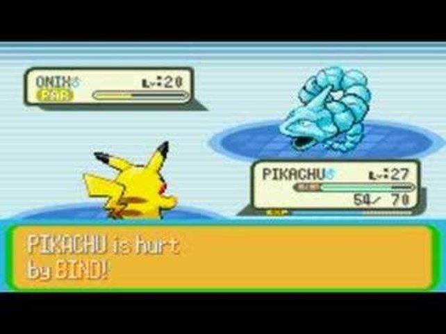 Dies ist ein Bild aus einer gefälschten Pokémon-Edition. Dort ist ein Kristall-Onix auffindbar.