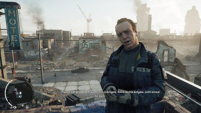 Optisch ist Homefront - The Revolution solide - ebenso wie die Spielmechanik und die Hintergrundgeschichte.