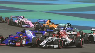 Doppelpack mit Formel 1 und Formel 2