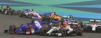 Vorschauen: Doppelpack mit Formel 1 und Formel 2