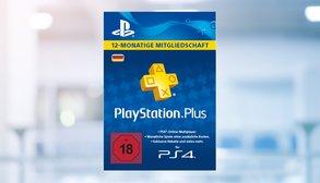 12 Monate PlayStation-Plus-Mitgliedschaft stark reduziert
