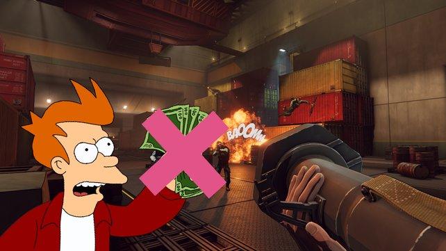 Shut up and take no money! Sichert euch bei GOG einen Shooter-Klassiker kostenlos, bevor das Angebot ausläuft!