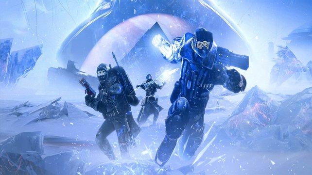 Mit Destiny: Beyond Light führt Bungie erstmals ein neues Element ein - und das hat es in sich.