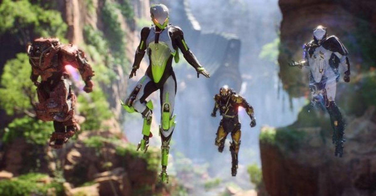Anthem   Ab sofort in EA Access und Origin Access