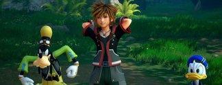 Kingdom Hearts 3: So reagiert das Internet auf die Ankündigung