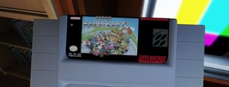 SNES-Spiele in der Switch-Version zu finden