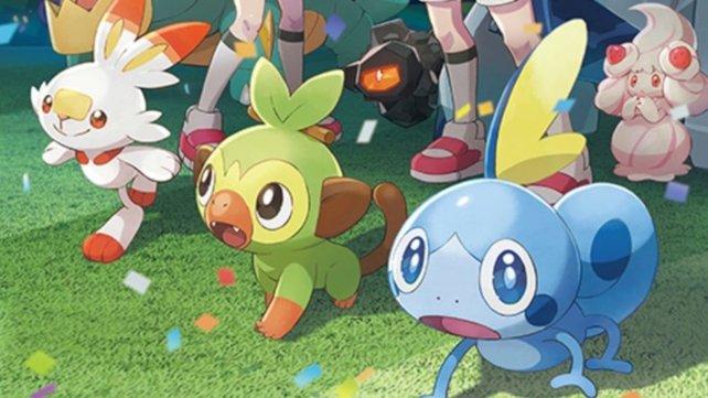 Pokémon: Schwert & Schild wird spezifische Galar-Versionen bestehender Pokémon enthalten.
