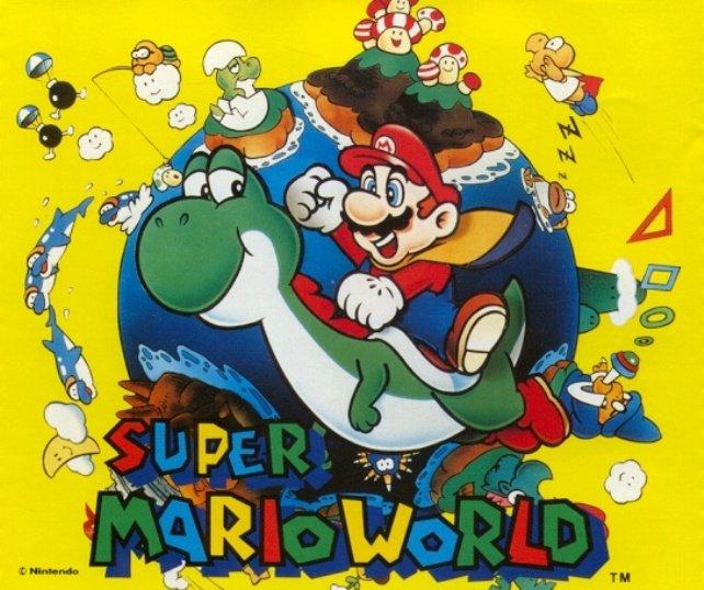 Eine Freundschaft fürs Leben in gleich doppelter Hinsicht beginnt: zwischen Yoshi und Mario natürlich, aber genauso begeistert sind auch zig Millionen Nintendo-Spieler von dem grünen Urviech.